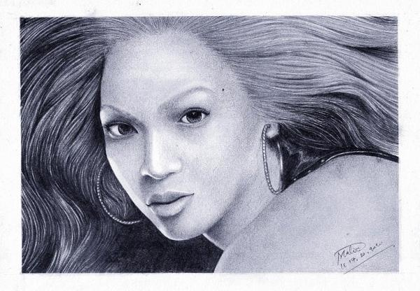 Beyonce by Lpo